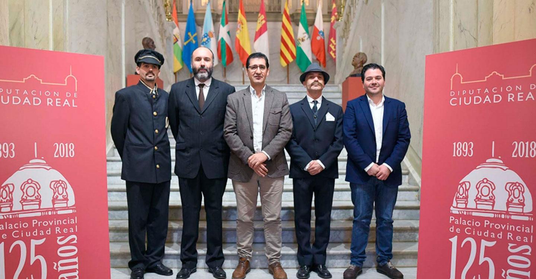 La Diputación y el Palacio Provincial más abiertos que nunca a la ciudadanía con motivo de su 125 aniversario