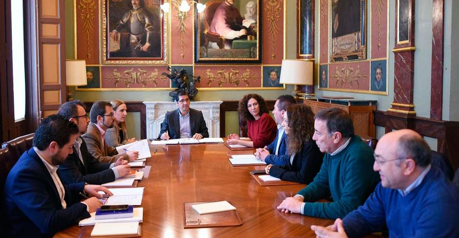 La Diputación renueva su compromiso con FERDUQUE, que se celebrará del 29 al 31 de mayo en El Robledo