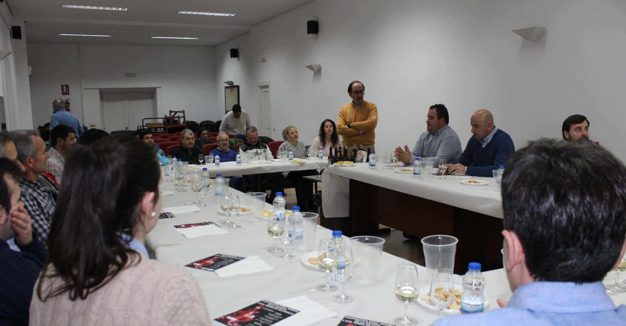 Rotundo éxito de las Catas de Vino organizadas dentro de la Feria del Stock
