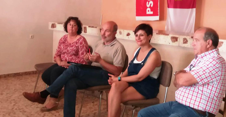 El PSOE de Abenójar convoca a sus vecinos para valorar la decisión del Gobierno regional de declarar la urgente ocupación de la mina de wolframio