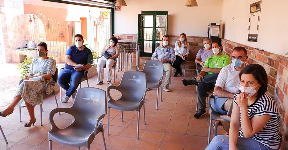 Primera reunión hoy para relanzar el turismo del Valle de Alcudia y Sierra Madrona