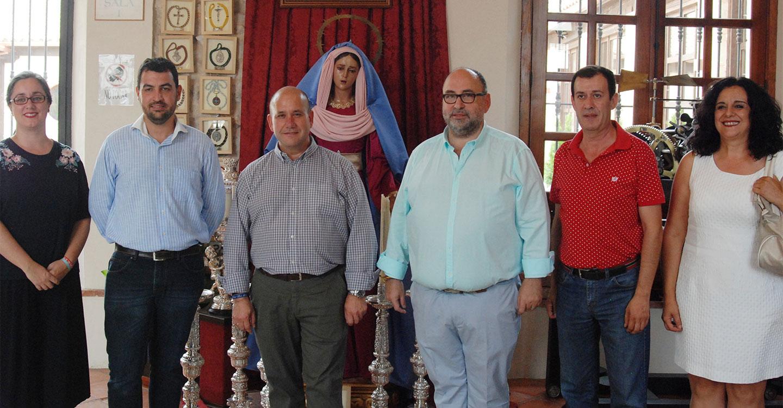 Los misterios del origen de la devoción a la Vera Cruz, al descubierto en una charla en el Museo Etnográfico de Villarrubia