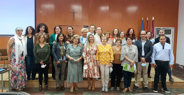 AFAMMER aborda el emprendimiento femenino como motor de desarrollo rural en Villanueva de los Infantes