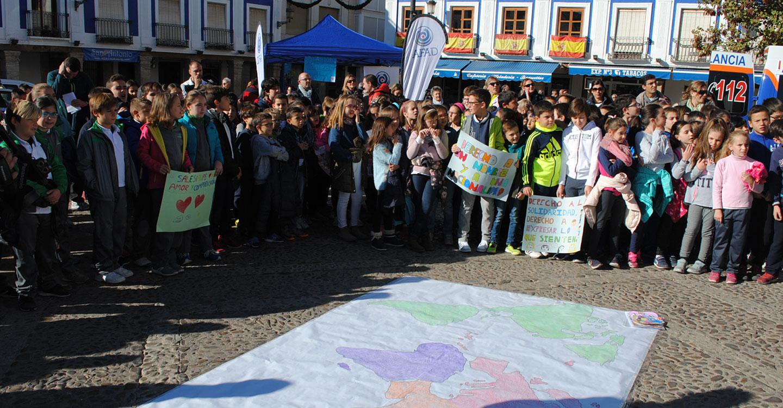 Valdepeñas busca 'vacuna por la paz' para el Día de los Derechos de la Infancia