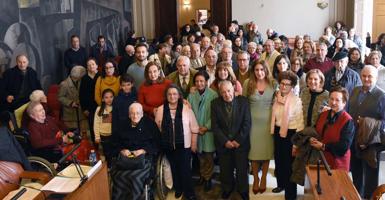 La Diputación de Ciudad Real entrega de los premios del Certamen Recuerdos Vivos