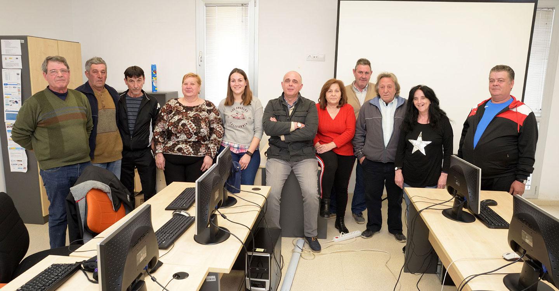 Diez personas participan en Argamasilla de Alba en el nuevo Programa Garantía +55