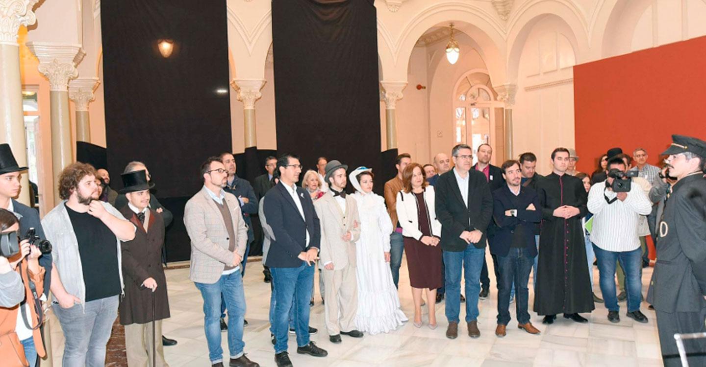Música y teatro para conmemorar el 125 aniversario del Palacio Provincial y dar a conocer la labor de la Diputación