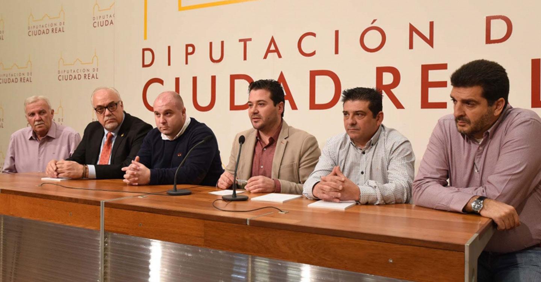 'Manzanares FS Quesos El Hidalgo' y 'FS Viña Albali Valdepeñas' disputarán mañana el primer partido del 7º Trofeo Diputación de Fútbol-Sala