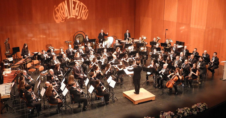 El alcalde respalda el Encuentro Nacional de Bandas