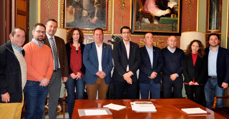 La Diputación Provincial de Ciudad Real reitera su compromiso de apoyo a FERDUQUE 2019
