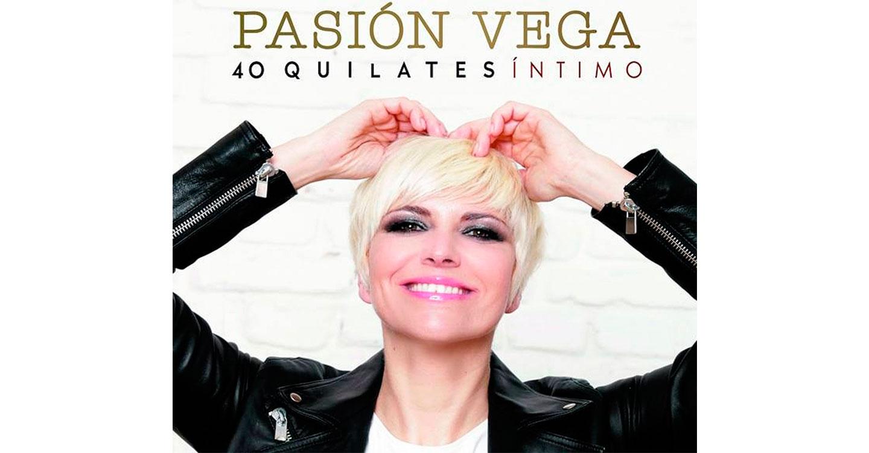 Pasión Vega llega al Gran Teatro con su gira 40 Quilates. Íntimo