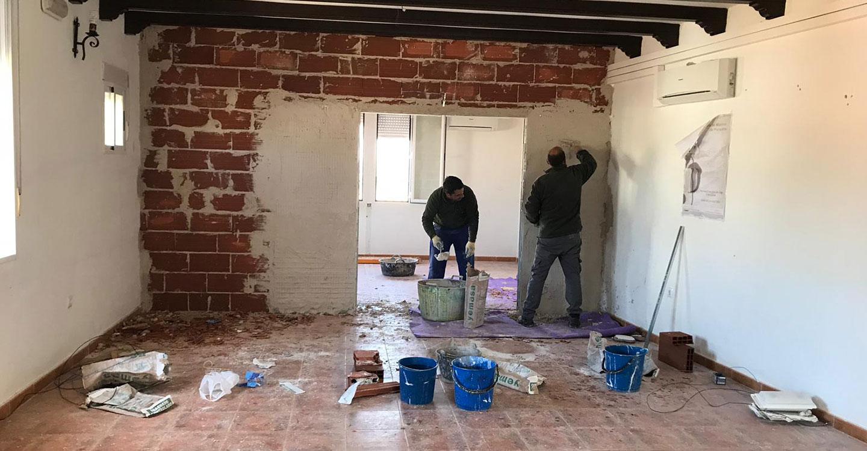 Las obras de construcción del Museo Arqueológico de Porzuna ya están en marcha