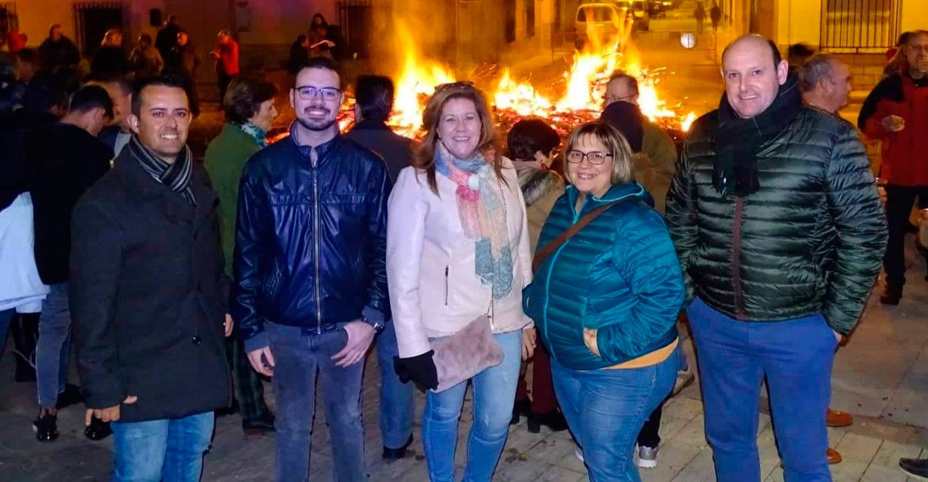 Los torralbeños se volcaron en la celebración de San Antonio Abad