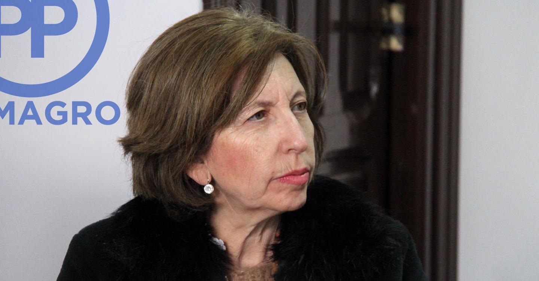 El PP propone a Mercedes Malagón como candidata a la Alcaldía de Almagro