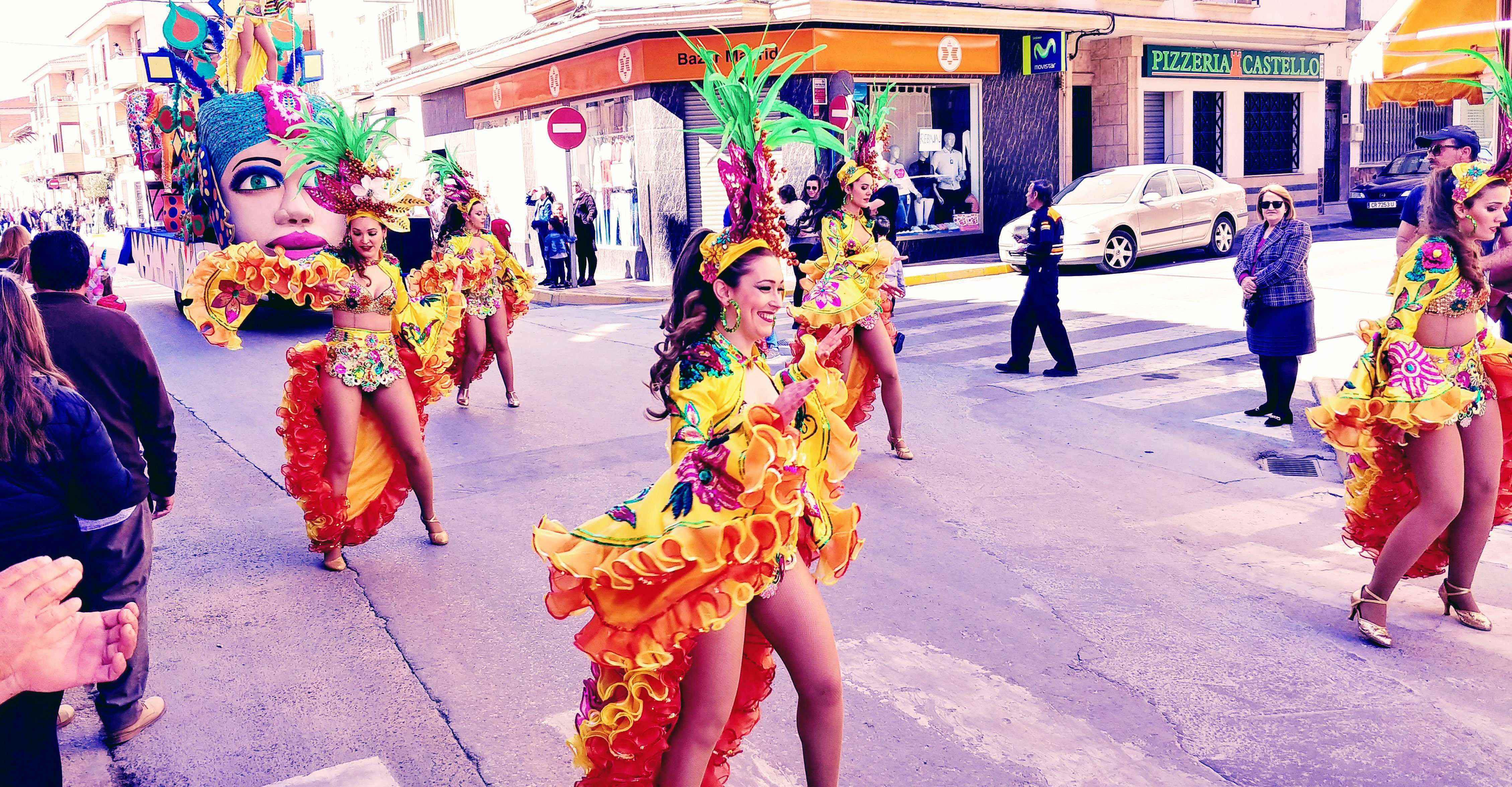 Cerca de 1.500 personas desfilarán en el 30º Desfile Regional del Carnaval de Villarrubia de los Ojos este domingo 23 de febrero