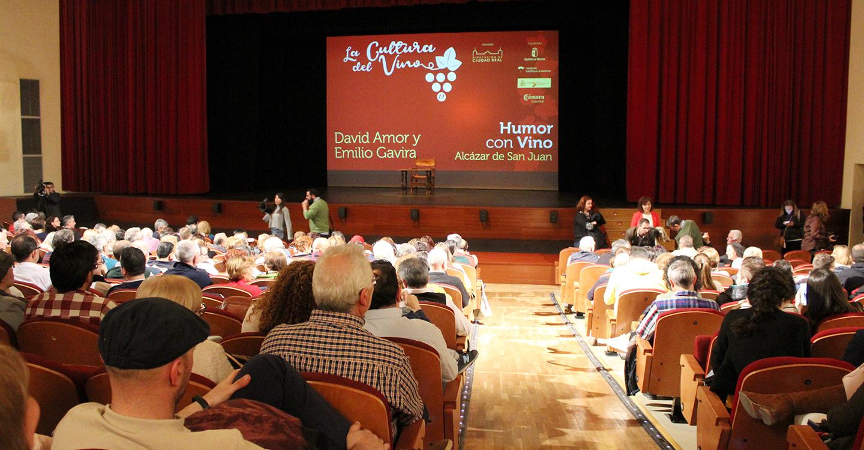 Valdepeñas y Alcázar de San Juan atraen a casi 600 personas en las actividades de 'La Cultura del Vino'