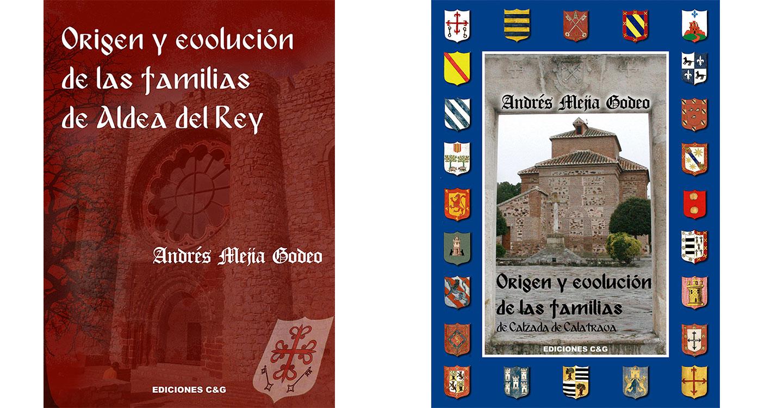 El complejo Hostelero Villa Isabelica de Aldea del Rey acogerá la presentación de los libros de Andrés Mejia Godeo, sobre los apellidos de Aldea del Rey y de Calzada de Calatrava