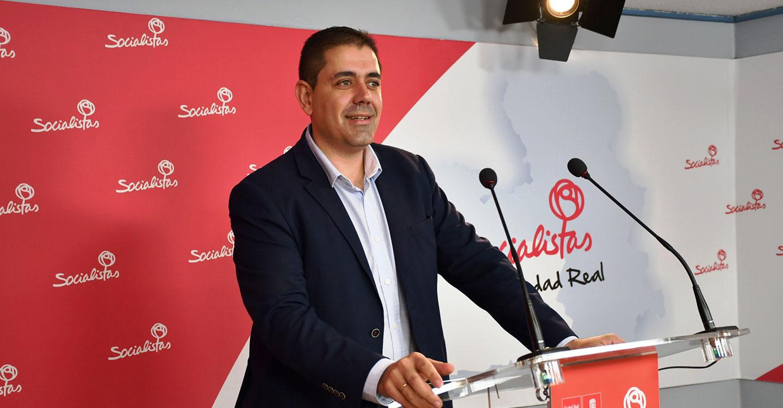 """Bolaños: """"García-Page consigue en la provincia de Ciudad Real un sector agrario más fuerte, que finaliza el año con 93,4 millones de euros más"""""""