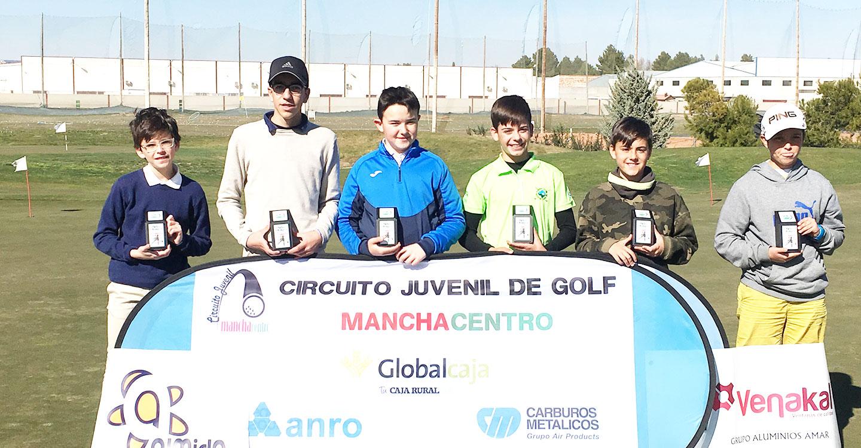 IV puntuable golf ManchaCentro