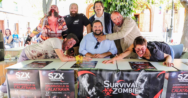 La Survival Zombie de este año pasa a ser 'Extreme', ganando enespectacularidad y pasando de 6 a 8 horas de adrenalina