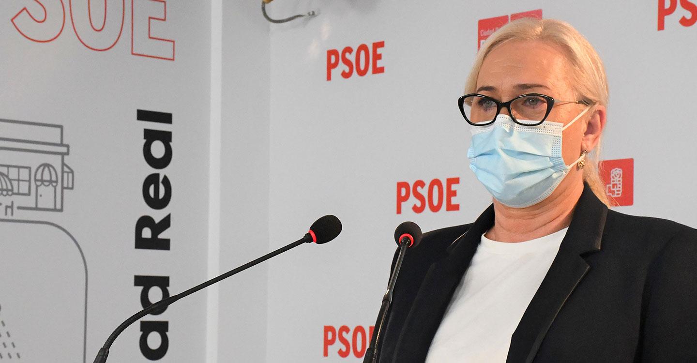 """Carmen Mínguez: """"La salida de la crisis está siendo efectiva y más rápida que las predicciones de aquellos que auguraban que no se produciría con el ritmo actual"""""""