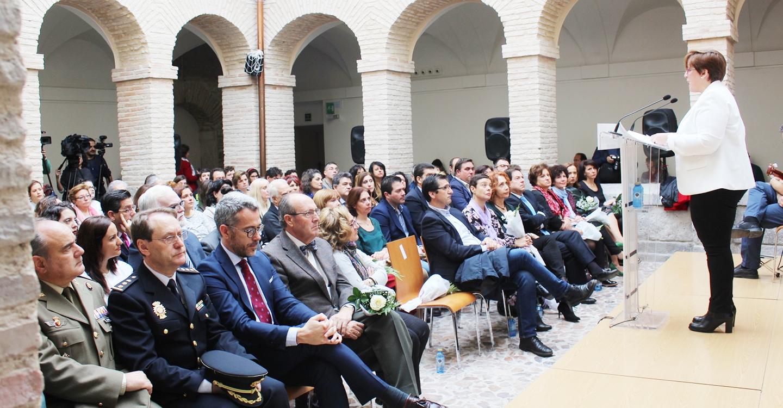 """El Gobierno de Castilla-La Mancha apela a la unidad y responsabilidad """"de toda la sociedad"""" para erradicar la violencia contra las mujeres"""