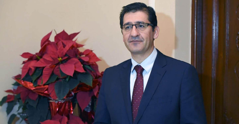 Caballero expresa el compromiso de la Diputación de seguir siendo la locomotora del progreso, del desarrollo y del bienestar de la provincia