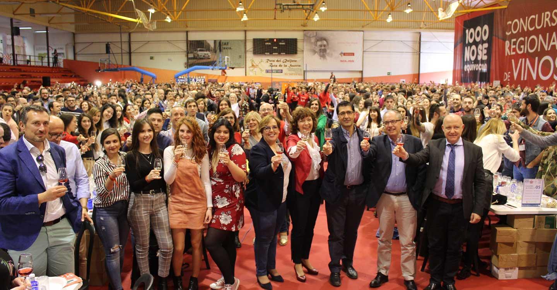 Olmedo destaca la importancia del enoturismo en Ciudad Real al ser la provincia que cuenta con la mayor extensión de viñedo