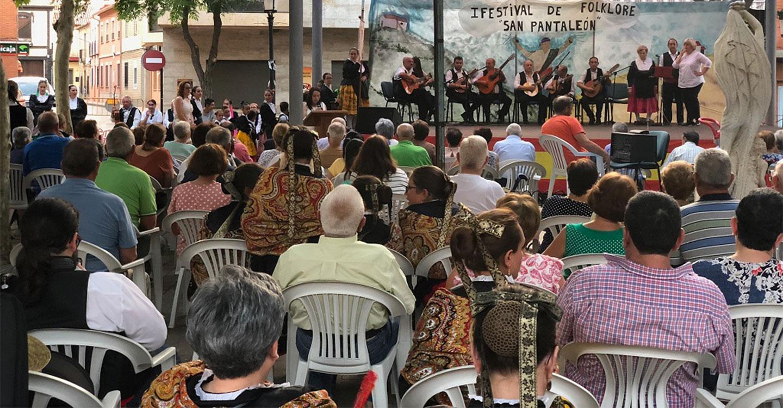 Buen arranque a las actividades previas de las fiestas de Porzuna en honor a San Pantaleón