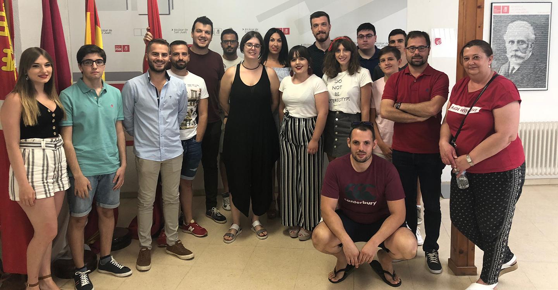 Alicia Vela, nueva secretaria general de las Juventudes Socialistas de Alcázar