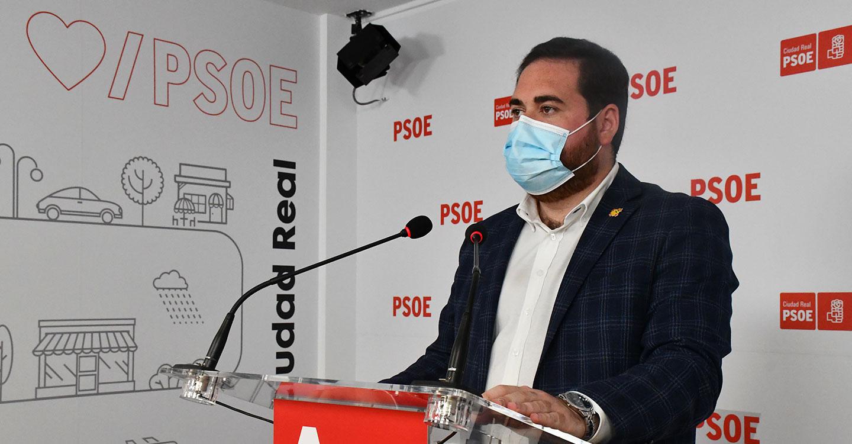 """Camacho: """"Nuestra región lidera la recuperación económica en toda España y está a la cabeza en crecimiento y creación de empleo""""."""