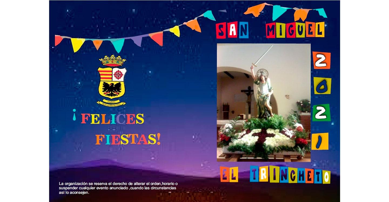 El Trincheto celebrará las fiestas de San Miguel con limitación de actividades