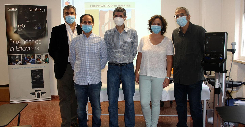 La Gerencia de Alcázar de San Juan difunde conocimientos en Medicina Física y Rehabilitación a 16 médicos residentes de Castilla-La Mancha