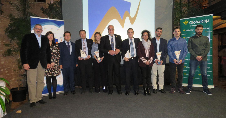 Ohydriver, Tosfrit y Rivulis Irrigation, premiados en las VIII Jornadas Empresariales