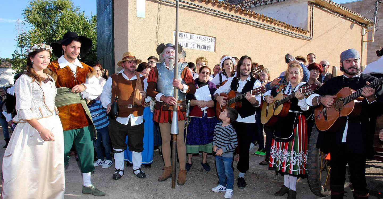 Carrizosa se prepara para su Tornaboda de Basilio y Quiteria del 29 de septiembre