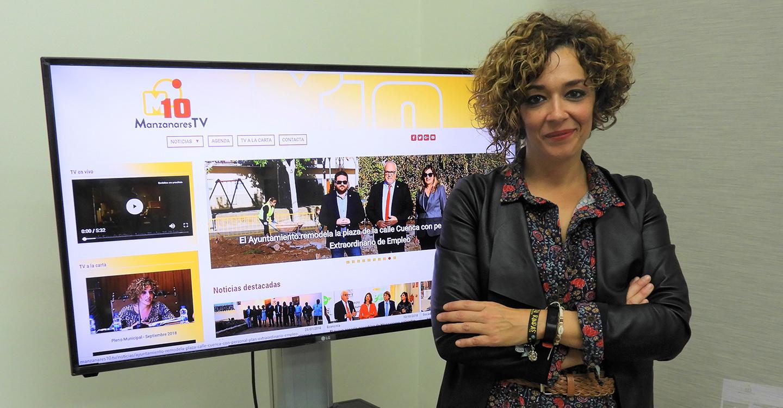 La televisión local de Manzanares sale del negro después de 2.337 días de apagón informativo