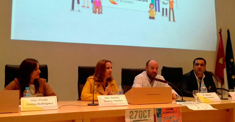 Monroy destaca la inversión 17 millones de euros de la Diputación en políticas sociales