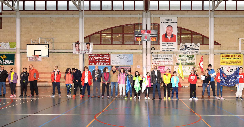 Argamasilla de Alba celebró sus IV Olimpiadas Escolares