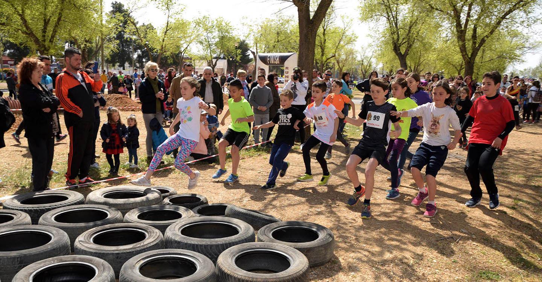 Éxito de participación y público en la II Hard Running de Argamasilla de Alba
