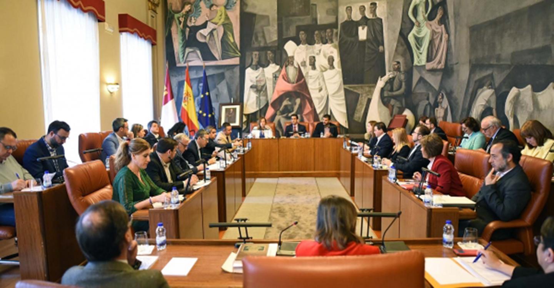 El remanente en tesoreria permite a la Diputación de Ciudad Real destinar otros 4'4 millones de euros a la realización de obras en todos los pueblos de la provincia