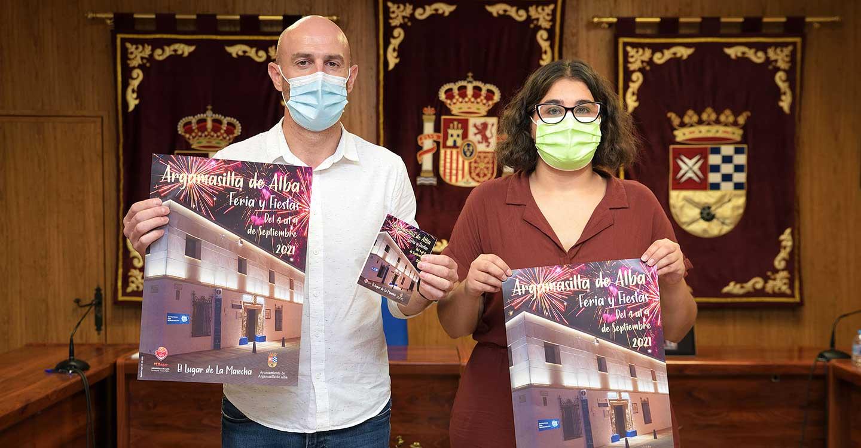 Argamasilla de Alba celebrará su Feria y Fiestas del 4 al 9 de septiembre