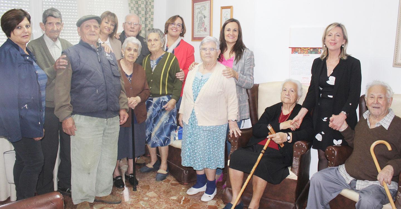 """Olmedo valora el """"gran impulso"""" dado por el Gobierno de García-Page a la dependencia con 6.558 nuevos beneficiarios en Ciudad Real"""