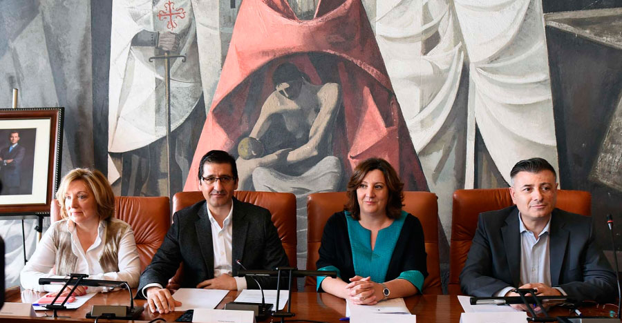 La Diputación de Ciudad Real favorece la contratación de 133 desempleados/as por las asociaciones a coste cero