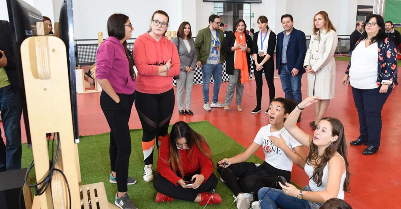 Diputación y Ayuntamiento siguen apostando por 'Playgame' como una feria de referencia y de creación de empleo y riqueza