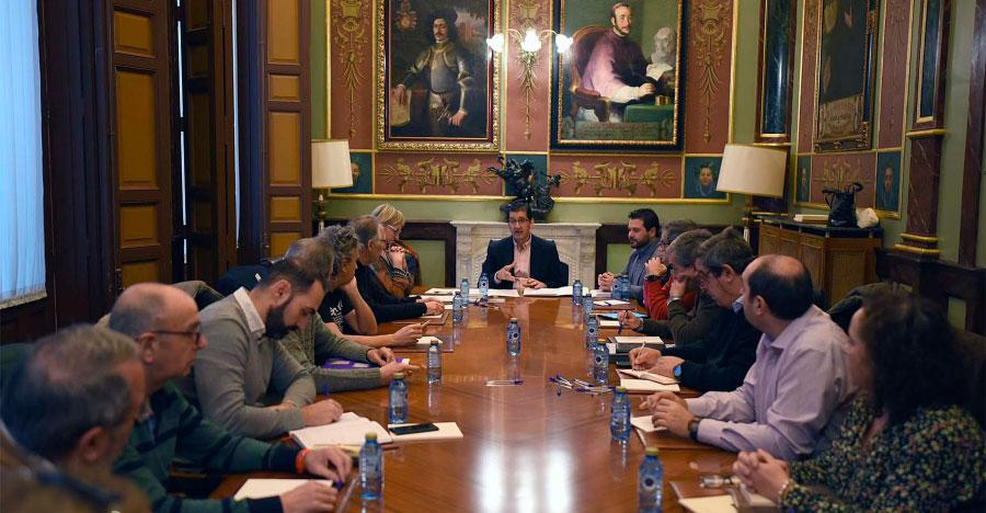 El proyecto de geoparque volcánico de Ciudad Real trabaja la constitución de un comité científico