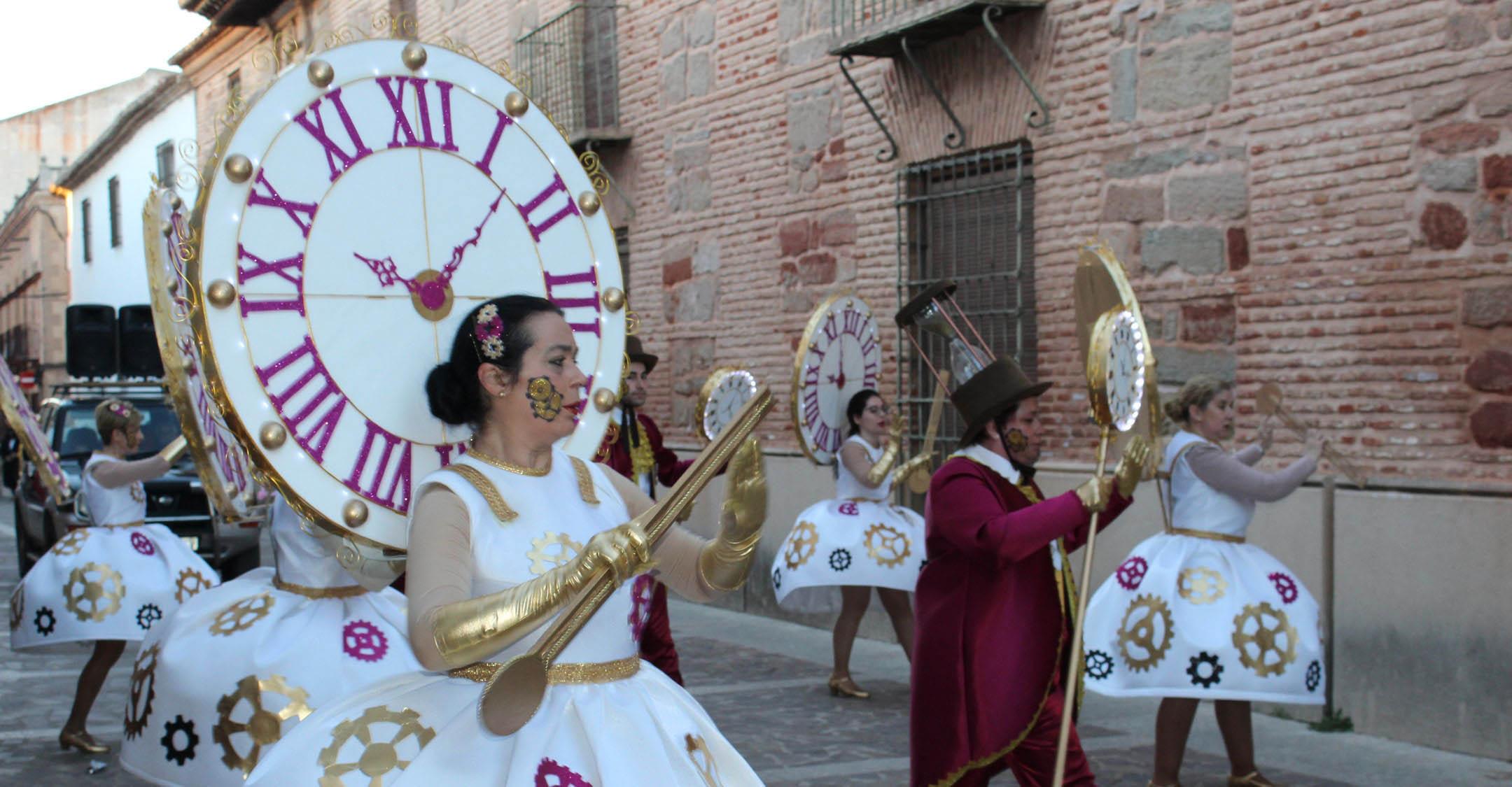 Abiertas las inscripciones para los Desfiles-Concursos de Carnaval