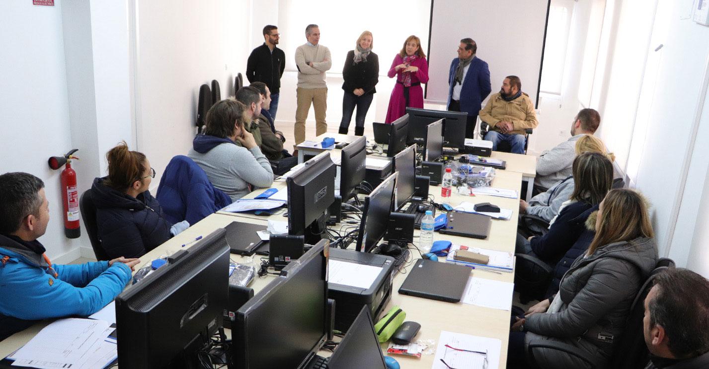 Argamasilla de Calatrava estrena su nuevo Centro de Formación enfocado a las necesidades en la industria