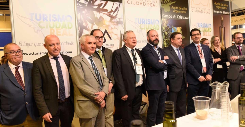 Destacada presencia de los aceites de la provincia de Ciudad Real en la World Olive Oil Exhibition de Madrid