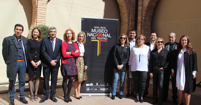 El Gobierno de Castilla-La Mancha destaca el papel del Museo Nacional del Teatro en sus cien años de historia