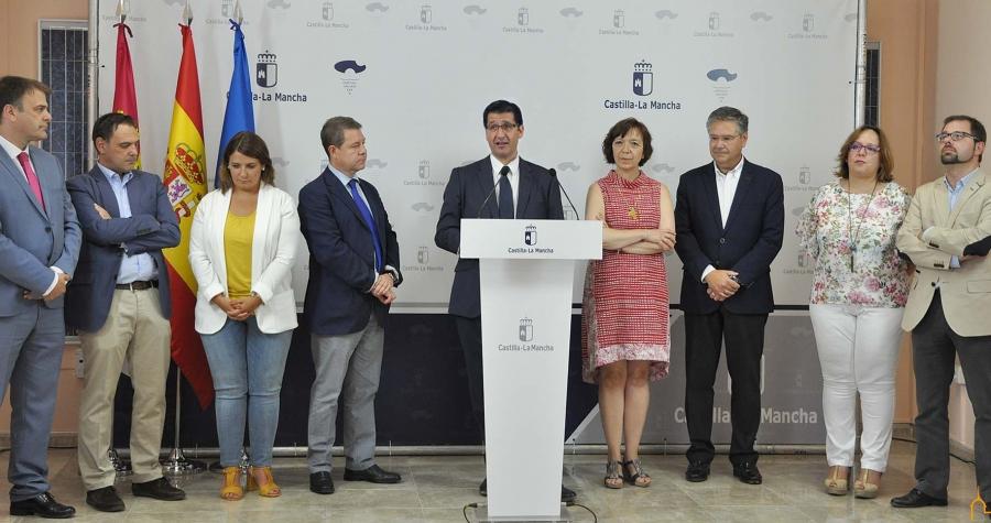 Caballero anuncia la concesión de 1'8 millones de euros para instalar 600 puntos de inclusión digital en Ciudad Real